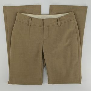 BANANA REPUBLIC Martin Fit Wool Blend Pants